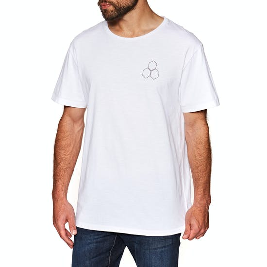 Channel Islands Shapes Design Mens Short Sleeve T-Shirt