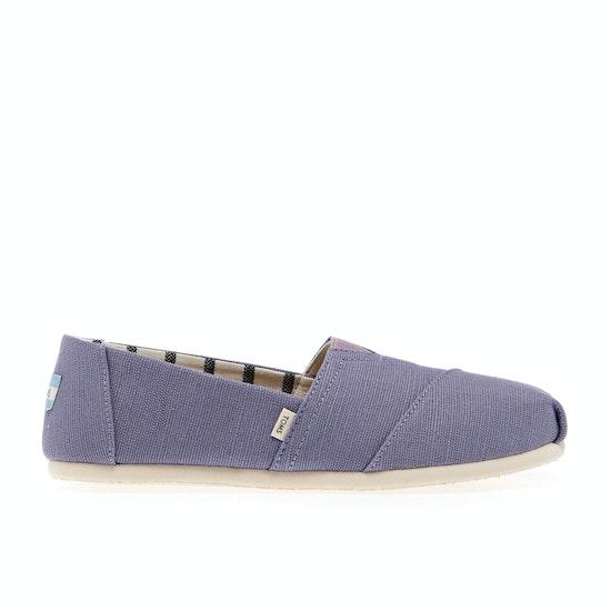 Toms Venice Alpargata Womens Slip On Shoes