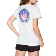 Body Glove Og Logo Colour Womens Short Sleeve T-Shirt