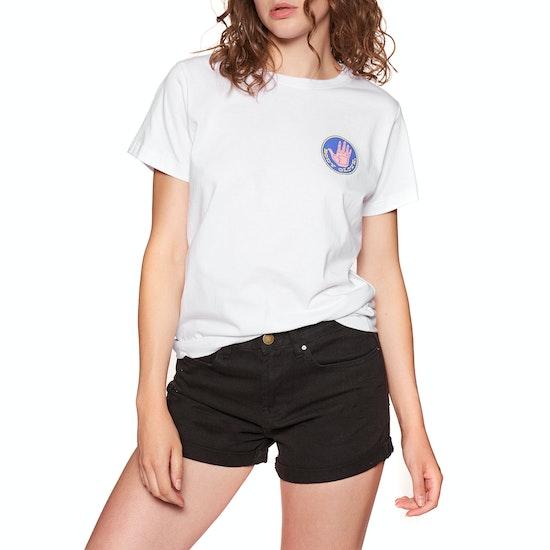 Body Glove Og Logo Colour Womens Short Sleeve T-Shirt