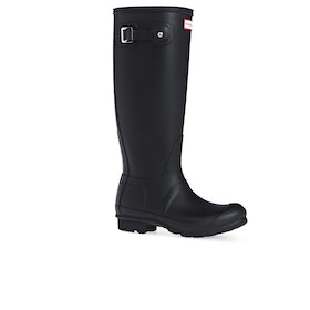 Hunter Original Tall Womens Wellies - Black