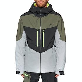 Oakley Razorback Insula 2l 15k Snow Jacket - Blackout