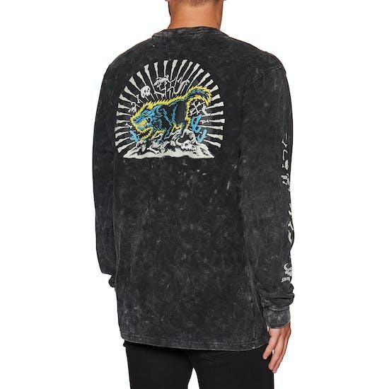 Santa Cruz Kendall Wolf Long Sleeve T-Shirt