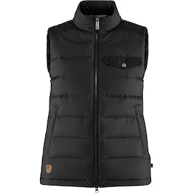 Fjallraven Greenland Down Liner Ladies Vest - Black