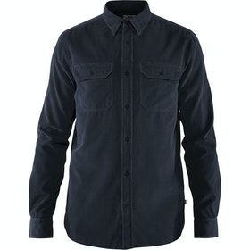 Fjallraven Övik Cord Shirt - Dark Navy