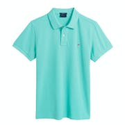 Gant Solid Pique Rugger Men's Polo Shirt