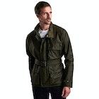 Barbour International Trajan Wax Jacket