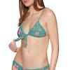 Billabong Seain Green Tide Tri Bikini Top - Island Green