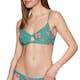 Billabong Seain Green Twist Bikini Top