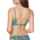 Billabong Seain Green Twist Bikini Top