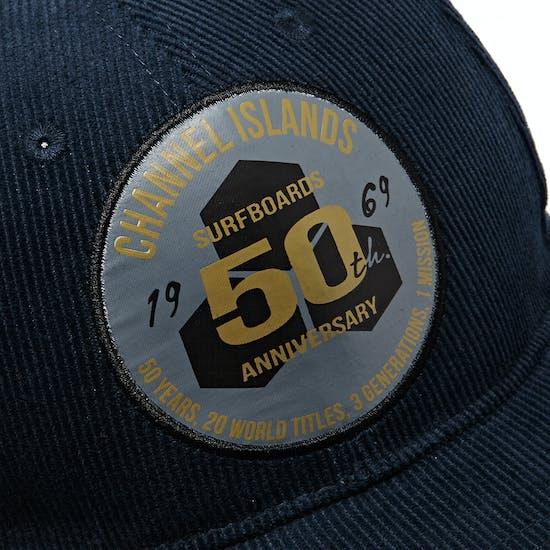 Channel Islands Ci 50 Year Cord Mütze