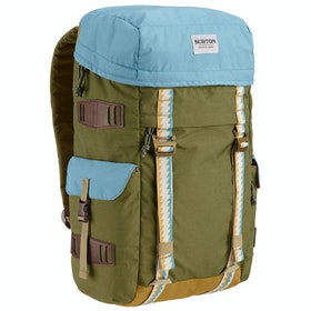 Burton Annex Laptop Backpack - Martini Olive Triple Ripstop