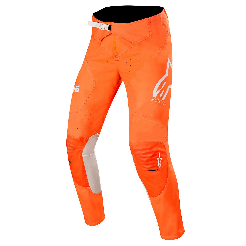 Alpinestars Supertech Motocross Pants From Dirtbikebitz