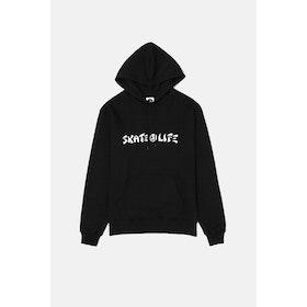 Polar Skate Co Skatelife Hoodie - Black