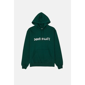 Pullover con Cappuccio Polar Skate Co Skatelife - Dark Green