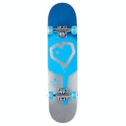 Blueprint Spray Heart Kids Skateboard