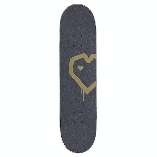Blueprint Spray Heart Kids Skateboard