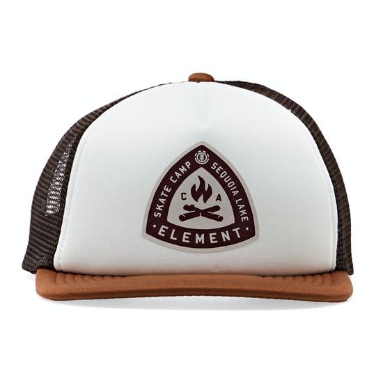 Element Camp Trucker Boys Cap