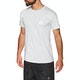 Magenta Heart Plant Short Sleeve T-Shirt