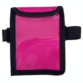 QHP Card Holder Medical Arm Band - Fuchsia