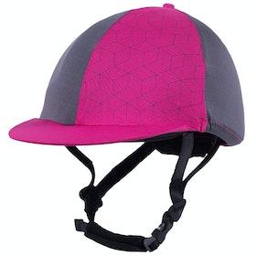 QHP Eldorado Helmet Helm-Überzug - Paradise