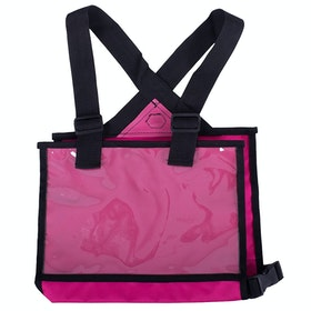 QHP Bib Competition Accessory - Fuchsia