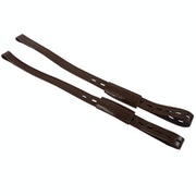 QHP Single Stirrup Leathers