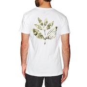 Magenta Zoo Plant Short Sleeve T-Shirt