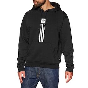 Jersey con capucha Adidas Solid Pillar - Black White