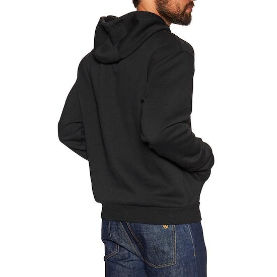 Adidas Solid Pillar Pullover Hoody