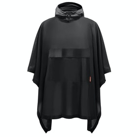 Hunter Original Vinyl Poncho - Black