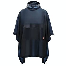 Hunter Original Vinyl , Poncho - Navy