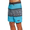 Patagonia Wavefarer 19 In Boardshorts - Mako Blue