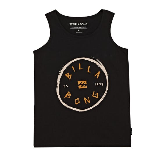 Camiseta sin mangas Boys Billabong Rotohand