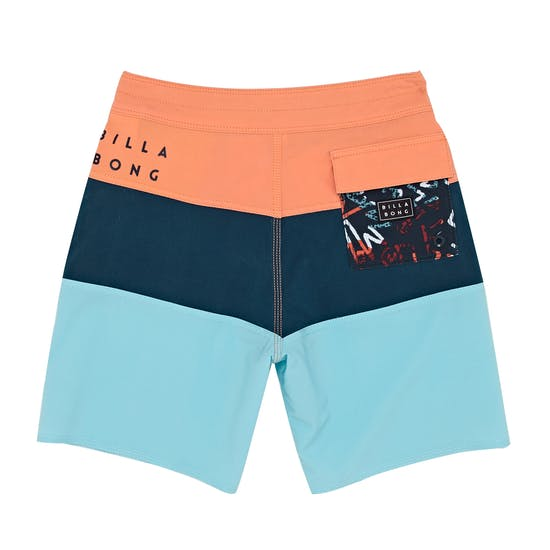 Shorts de surf Niño Billabong Tribong Pro Solid