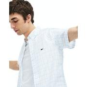 Lacoste Mini Pique Overhemd Korte Mouwen