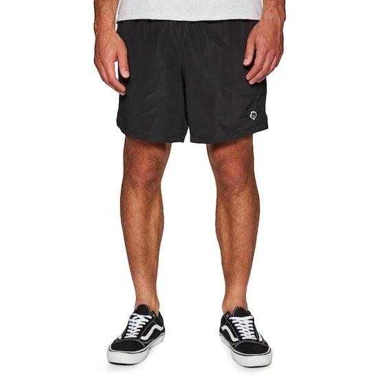 Magenta Short Shorts