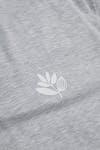 Magenta Heart Plant S S T-Shirt