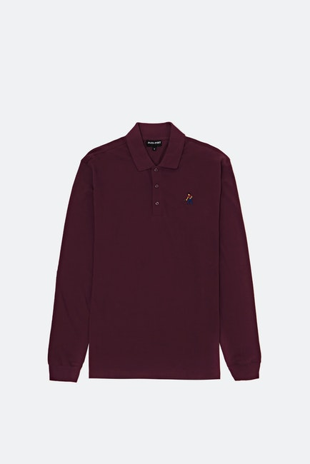 Pass-Port Full Time LS Polo