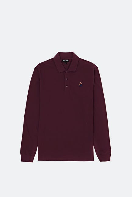 Pass-Port Full Time L/s Polo