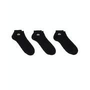 Lacoste 3 Pack Sport Fashion strømper