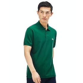 Lacoste L1212 Classic Premium Herren Polo-Shirt - Vert Green
