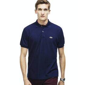 Lacoste L1212 Classic Premium Herren Polo-Shirt - Navy