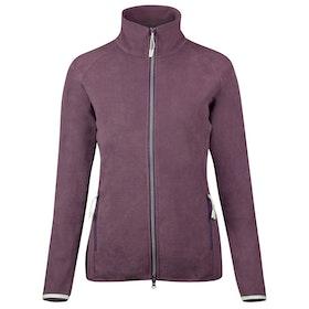 Horze Aurelia Club Ladies Fleece - Prune Purple