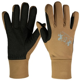 B Vertigo Thermo Gloves - Tobacco Brown