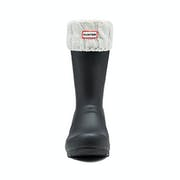 Hunter Short Cable Boot Wellingtons Socks