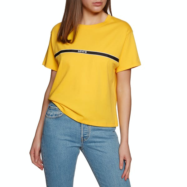 Levi's Graphic Varsity Short Sleeve T-Shirt