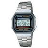 Casio Casio Retro Metal Digital Watch - Steel