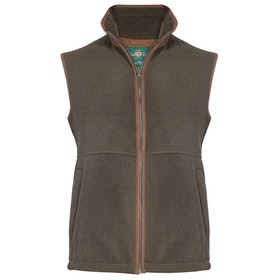 Alan Paine Aylsham Fleece Thermoweste - Green