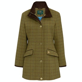 Alan Paine Combrook Field Damen Shooting Jacket - Aspen